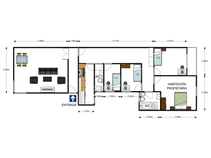 habitaci u00f3n en alquiler para estudiantes en madrid